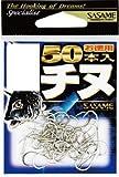 ささめ針(SASAME) 05VTN チヌ(黒)徳用50本入 03