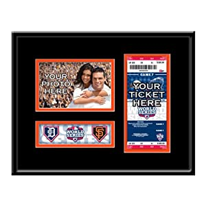 MLB San Francisco Giants 2012 World Series Your 4 x 6 Photo Ticket Frame by That
