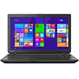 Toshiba Satellite C55-B5298 15.6-inch Laptop (2.1 GHz Intel Celeron N2830 Processor, 4GB DIMM, 500GB HDD, Windows 8.1) Jet Black
