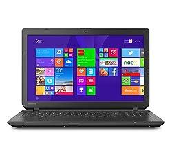 Toshiba Satellite C55-B5298 16-inch Laptop (2.1 GHz Intel Celeron N2830 Processor, 4GB DIMM, 500GB HDD, Windows 8.1) Jet Black