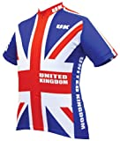 United Kingdom Bicycle Jersey Xx-large