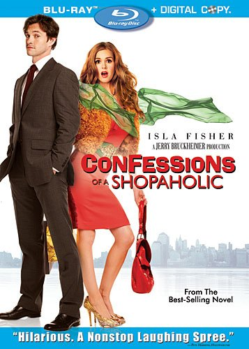 Cover art for  Confessions of a Shopaholic (Two-Disc Special Edition + Digital Copy) [Blu-ray]