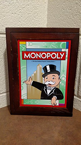 Library Monopoly Vintage Book Game (Monopoly Vintage compare prices)