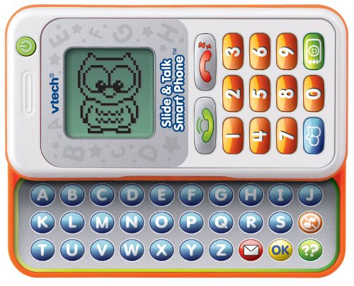 Vtech - Slide And Talk Smart Phone front-974218