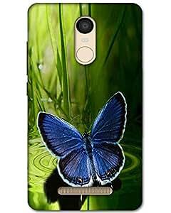 Hugo Xiaomi Redmi Note 3 Back Cover Hard Case Printed