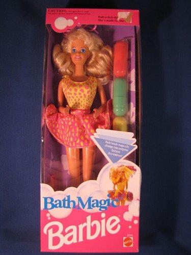 Barbie Bath Toys