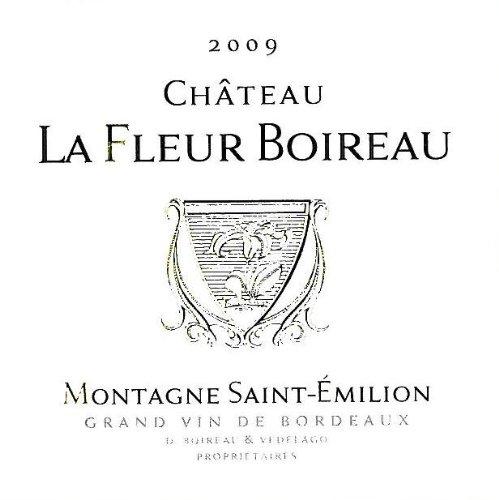 Château La Fleur Boireau 2009 , Montagne Saint Emilion 750 mL