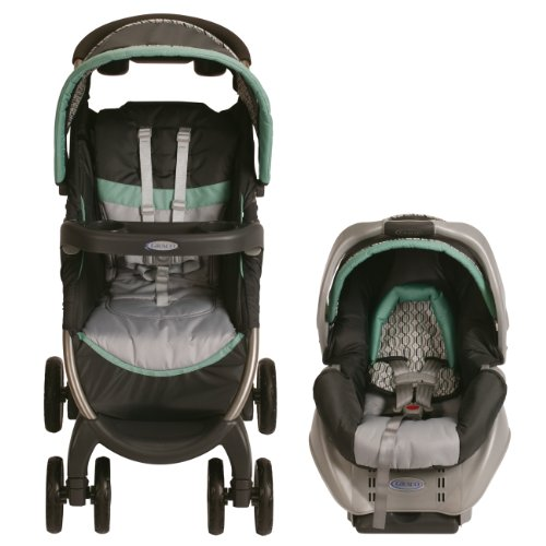 Graco Fast Action Fold Classic Connect Travel System Reviews