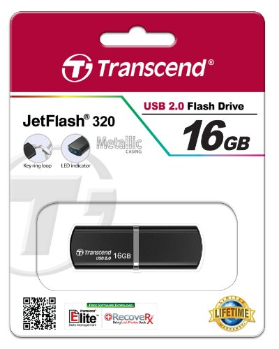 Transcend-JetFlash-320-16GB-USB-2.0-Pen-Drive-(TS16GJF320K)