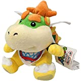Generic Baby Bowser Jr Super Mario Bros World 2 Plush Soft Toy Stuffed Animal Doll Figure 6""