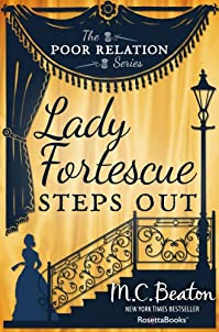 (FREE on 2/8) Lady Fortescue Steps Out by M.C. Beaton - http://eBooksHabit.com