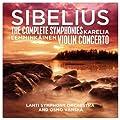 Sibelius: The Complete Symphonies - Karelia - Lemmink�inen - Violin Concerto