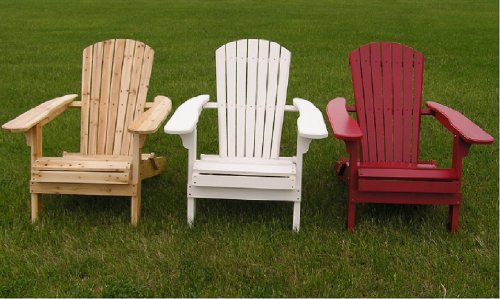 Surprising How To Get Deluxe White Cedar Big Daddy Folding Adirondack Squirreltailoven Fun Painted Chair Ideas Images Squirreltailovenorg
