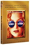 Cover art for  Paramount Gold-almost Famous [dvd/ws/gold Foil O-sleeve]