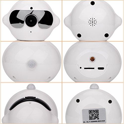 Wireless Camera, Bodecin