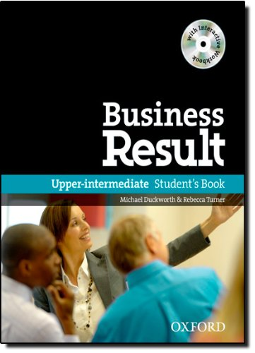 Business Result Upper-Intermediate: With Interactive Workbook on CD-ROM Student's Book Pack