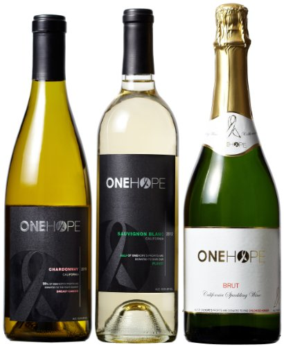 ONEHOPE  California White and Sparkling Mixed Pack 3 x 750 mL