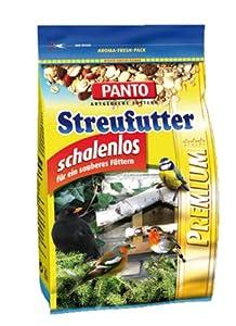 Panto Premium Streufutter schalenlos, 5er Pack (5 x 900 g)