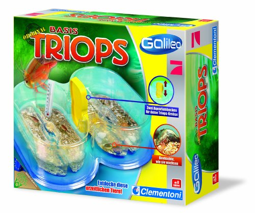 Clementoni 69519.5 - Galileo - Original Triops - Basis-Set
