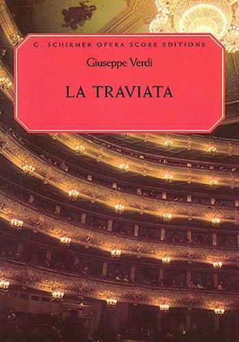 La Traviata: Vocal Score