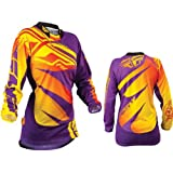 Fly Racing Womens Kinetic Jersey