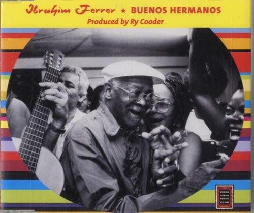 Buenos Hermanos (Single Cd) [Maxi-Cd] [Audio Cd] Ferrer Ibrahim, Buena Vista S