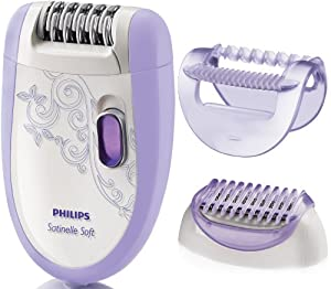Philips HP6509 Satinelle Soft Sensitive