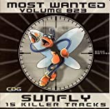 Various Sunfly Karaoke Most Wanted Volume 823 (CD+G)