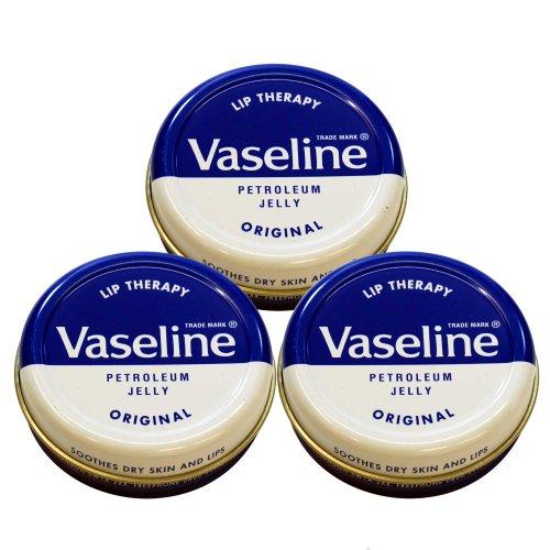 Vaseline Lip Therapy ヴァセリン 20g Original オリジナル 3個セット 3pcs set