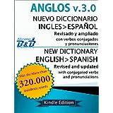 Nuevo Diccionario Inglés-Español ANGLOS v.3.0 (Versión 2013)