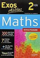 Exos résolus - Maths 2de
