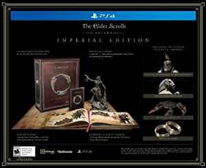 The Elder Scrolls Online: Imperial Edition - PlayStation 4
