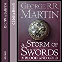 A Storm of Swords (Part Two) - Blood and Gold: Book 3 of A Song of Ice and Fire