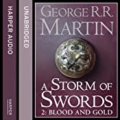 Hörbuch A Storm of Swords (Part Two) - Blood and Gold