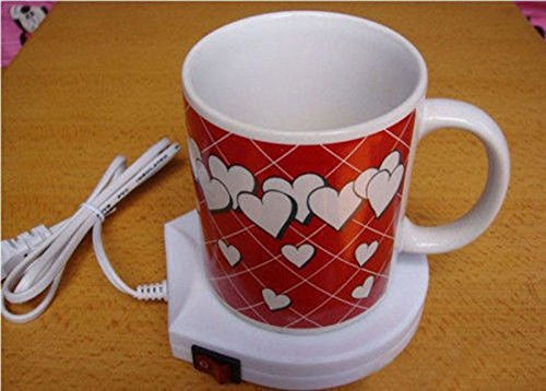 NEW Electric Tea Coffee Hot Drinks Beverage Cup Heater Warmer