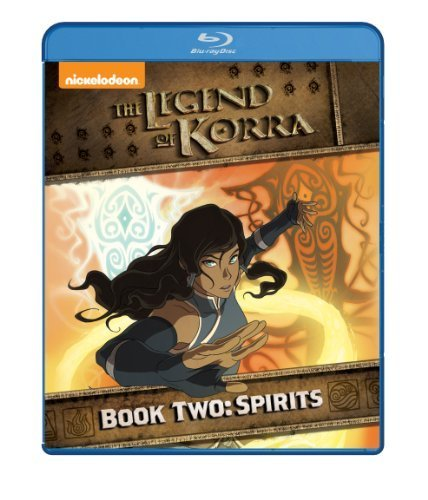 The Legend of Korra - Book Two: Spirits [Blu-ray] by Paramount