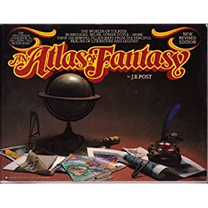 An Atlas of Fantasy