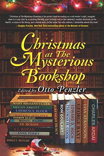 Image of Christmas at The Mysterious Bookshop