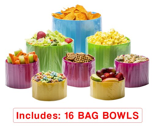 Bagbowl- 16 Piece Bonus Set