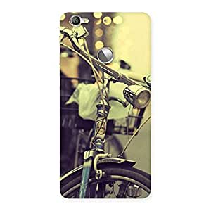 Delighted Bycycle Vintage Back Case Cover for LeTV Le 1s