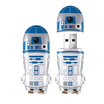 Star Wars R2D2 8GB MIMOBOT USB Flash Drive by Mimobot