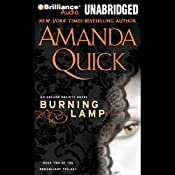 Burning Lamp: Book Two of the Dreamlight Trilogy | [Amanda Quick]