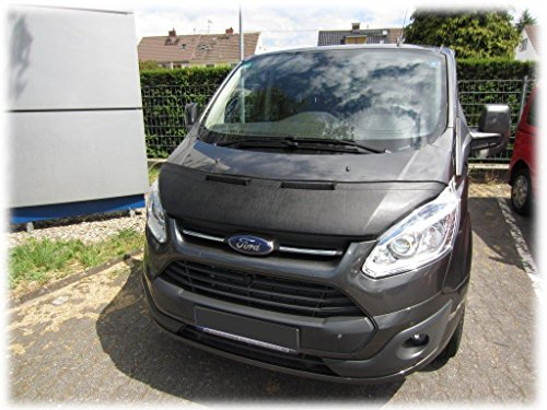 AB-00454-Ford-Transit-Custom-de-2012-BRA-DE-CAPOT-PROTEGE-CAPOT-Tuning-Bonnet-Bra