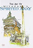 img - for The Art of Spirited Away book / textbook / text book