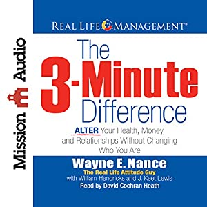 The 3-Minute Difference Audiobook