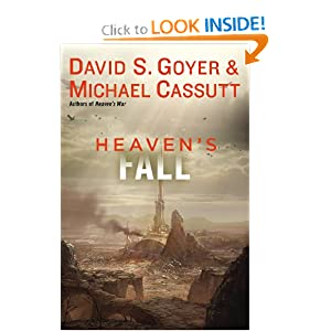 Heaven's Fall (Heaven's Shadow) - David S. Goyer,Michael Cassutt