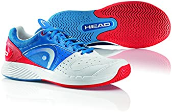 Head Sprint Team Men39s Tennis Shoe Whitebluered Us7