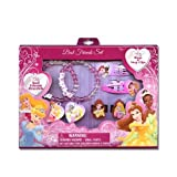 Disney Princess Best Friends Bracelet Set w/additional Rings & Accessories by Jersey Bling