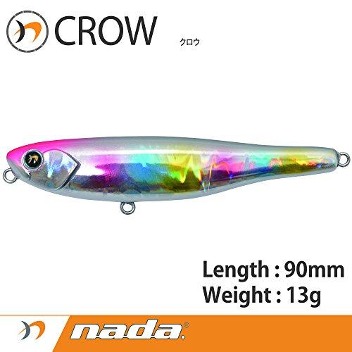 nada(ナダ) nada.(ナダ)CROW(クロウ) メタルレインボー 35232の商品画像