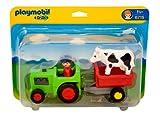 Acquista Playmobil 6715 - Giocattolo, Trattore con agricoltore